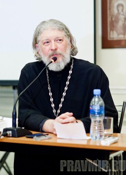 Презентация книги о.Алексия Уминского. Фото Анны Гальпериной (30)