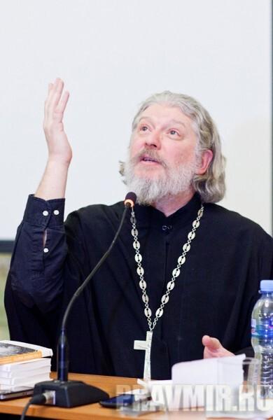Презентация книги о.Алексия Уминского. Фото Анны Гальпериной (51)